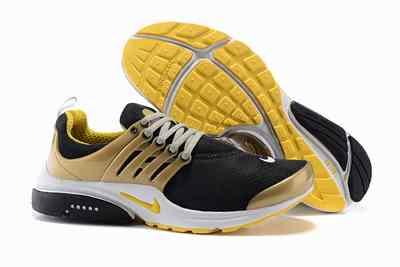 bas prix cc586 2ebcd Nike Presto Foot Locker,air Presto Ultra Noir Et Jaune Homme