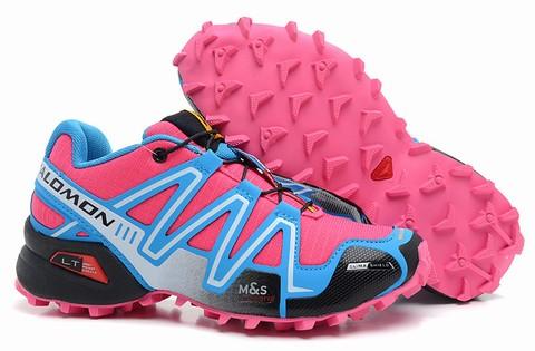 Pas Femme Chaussure chaussures Froid Grand Ski Salomon Cher qqSZaF6