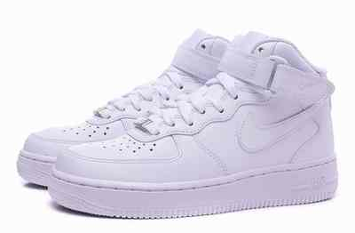 air force one grise femme